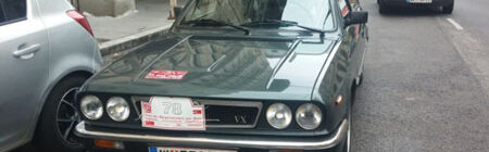 Drei Lancia beim Preis des Bürgermeisters von Wien