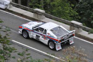 Roßfeldrennen 2015: 037 Evo 2 aus Österreich