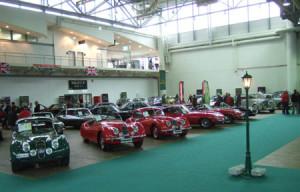 Classic Expo Salzburg 2015 - Thema Jaguar