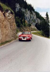 Ennstal-Classic 2005: Neverla/Pech auf dem Stoderzinken