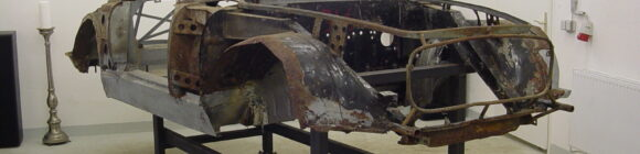 Halbe Sachen – Zwischenbericht Nr. 2 – Die Lancia Flaminia Restaurierung