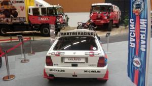 Autosalon Wels 2015 - Lancia Deltas in Hülle und Fülle