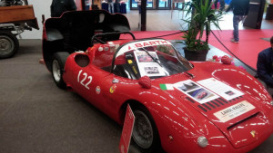 Autosalon Wels 2015 - Abarth