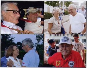 Rally dei Campioni 2015 - die Stars - früher und heute