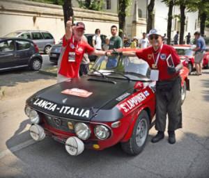 Rally dei Campioni 2015 - Carlo Stella und Simo Lampinen mit TO B51446
