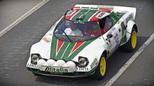 """Rally dei Campioni 2015 - Sandro Munari """"natürlich"""" mit Nummer 14"""