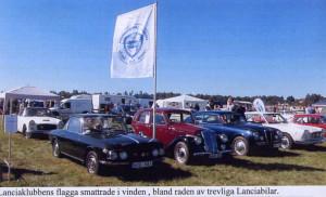 La Lancia Nr. 214 - Eskilstuna veterandag