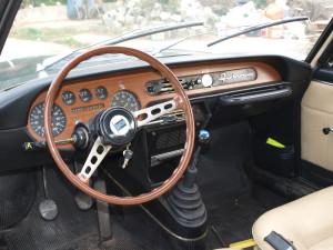 Fulvia 1,3 S - Cockpit