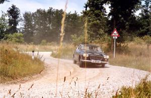 Waldviertel 2003 - Christoph Schachner Flavia Coupe 1,5