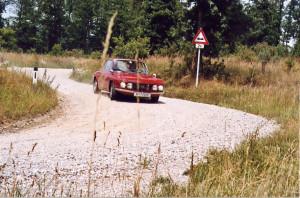 Waldviertel 2003 - Franz Casny Fulvia 1,3 S rallye