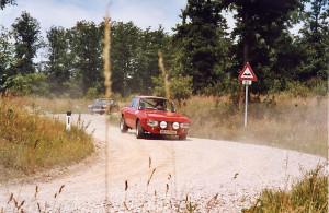 Waldviertel 2003 - Peter Pech Fulvia 1600 HF