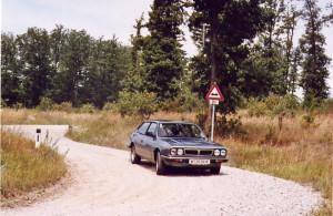 Waldviertel 2003 - Thomas Herbshofer auf Beta HPE