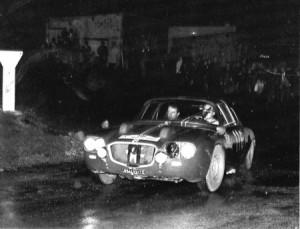 Tour de Corse 1964 - Flavia-2l-Prototyp