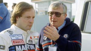 Giorgio Pianta mit dem blutjungen Miki Biasion