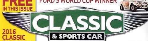 Classic & Sports Car January 2016 – Lancia Astura