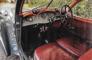 Classic & Sportscar 1.2016 - Interieur heute, ohne historische Vorlage