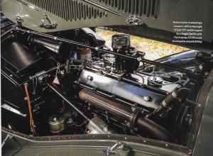 Classic & Sportscar 1.2016 - Der Lancia-V8