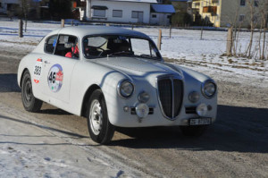 Planai Classic 2016 - Aurelia B20 beim Prolog in Gröbming