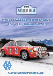 Winterrallye Steiermark 2016