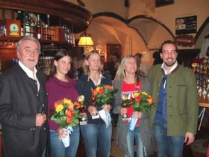 Winterrallye Steiermark 2016 - die erfolgreichsten Damen