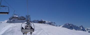 Classic Skiing