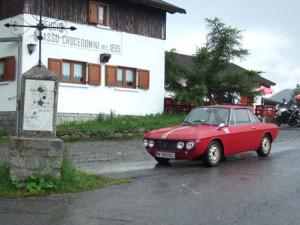 Rallye-Helden der Vormoderne: 4. Tag Passo Croce Domini - Abfahrt zur ZK Schilpario