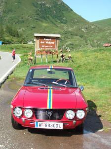 Rallye-Helden der Vormoderne: Passo del Vivione - der erste der drei letzten Pässe nach Schilpario