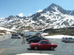 Rallye-Helden der Vormoderne: Passo di Gavia - der vorletzte Pass - Beginn der 4. Nacht