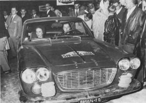 Rallye-Helden der Vormoderne: Spa-Sofia-Liège 1964: Claudine Bouchet/Marie Claude Beaumont - die mutigen Lancia-Mädels