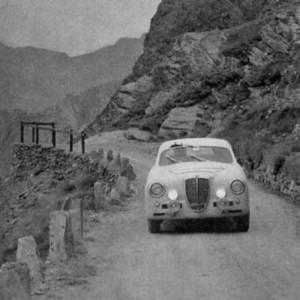 Rallye-Helden der Vormoderne: Liege-Rom-Liege 1953: Johnny Claes auf Aurela Platz 3