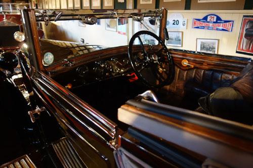 30 jahre automobilmuseum stockerau lancianews for Auto stockerau