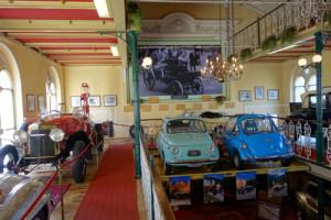 Dicht gedrängte österreichische Automobilgeschichte