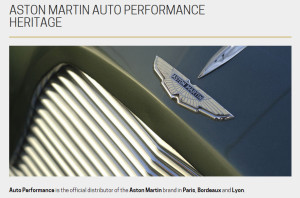 Rétromobile 2016 - Aston Martin/Lagonda
