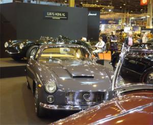 Rétromobile 2016 - Flaminia Sport 2. Serie