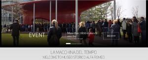 Museo Alfa Romeo in Arese