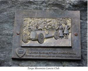 RILL Gazzetta 19 - Targa Mocenisto Lancia Club