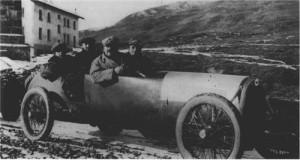 Prototipo Lancia Lambda 1921 – Vincenzo Lancia, Gismodi e i fratelli Bocca
