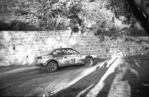 Rallye San Remo 1975 - Pregliasco/Sodano - bergauf