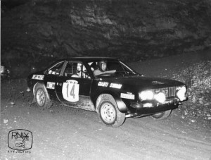 Rallye Elba 1974 - Tacchini/Simoni