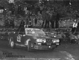 4 Regioni nazionale 1974 - Giovanardi/Orlandi von Scuderia Modena Corse