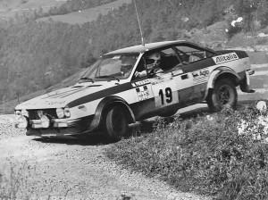 San Remo 1975: Pregliasco/Sodano - Platz 4 trotz Reifenschadens in einer SP