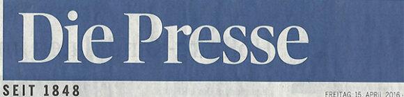 Die Presse -15. April 2016