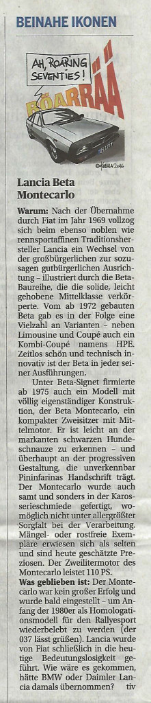 Die Presse AUTO MOTOR 15. April 2016