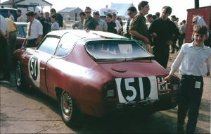500 km Snetterton 1965 - Claudio Maglioli