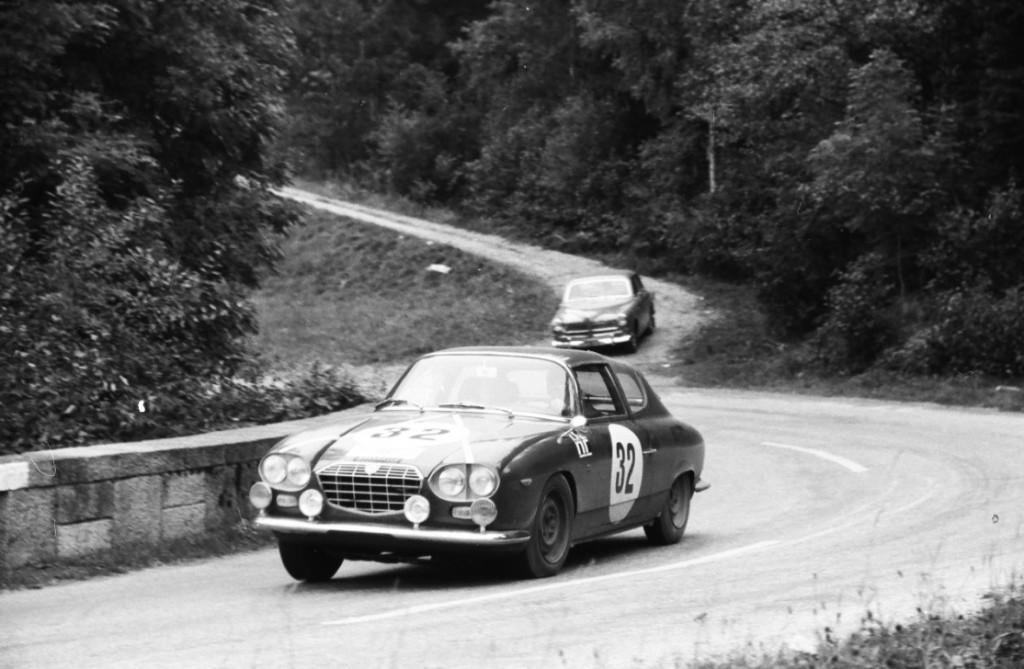 Rallye München-Wien-Budapest 1965 - Pianta/Lombardini