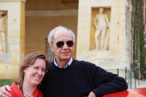 Fulvia Day 2016 - Francesca Pasetti mit Sandro Munari (aus Facebook)
