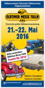 Oldtimer Messe Tulln 2016