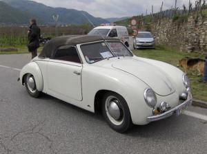 Seiberer Bergpreis 2016 - Dannhauser&Strauss Cabriolet 1950