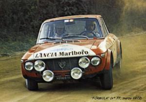 Rallye Costa Brava 1973 - Sandro Munari/Mario Mannucci