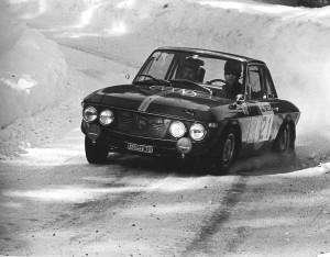 Rallye Schweden 1967 - Pauli Toivonen/Ahava